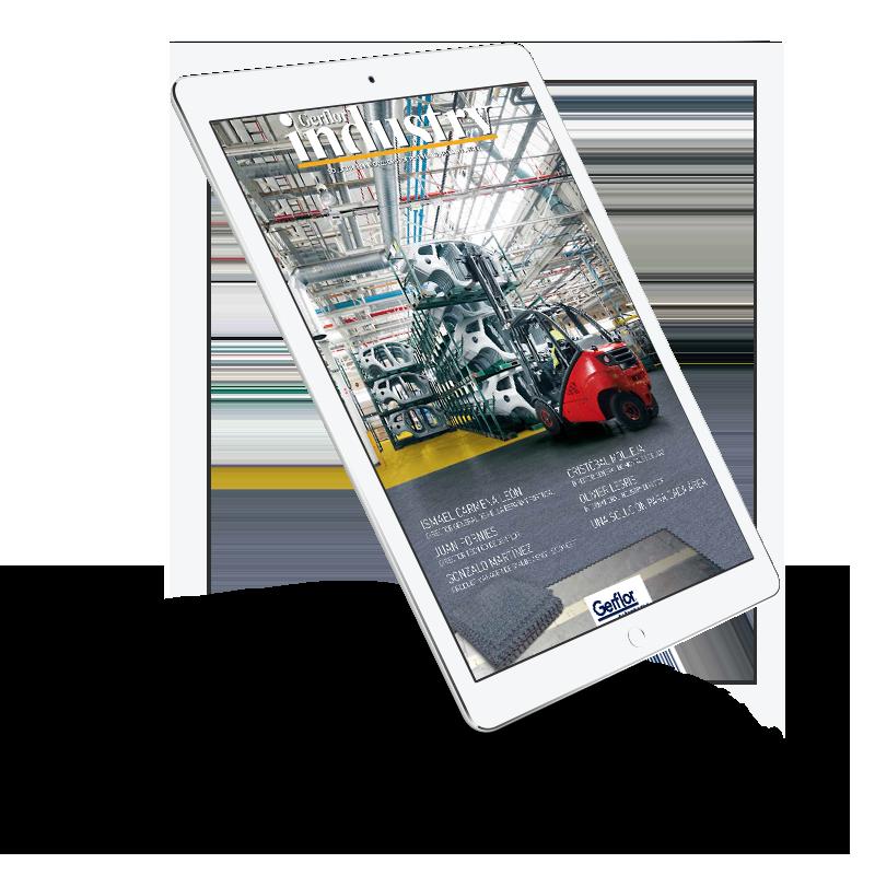 Tendencias e innovaciones en pavimentos vinílicos para el sector industrial